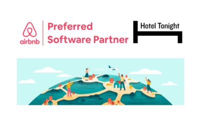 Preferred Software Partner of airbnb + hotel tonight