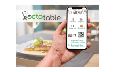 OCTOTABLE, Free Booking Engine and Digital Menu for Restaurants