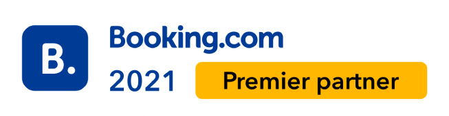 Booking.com 2021 Premier Partner